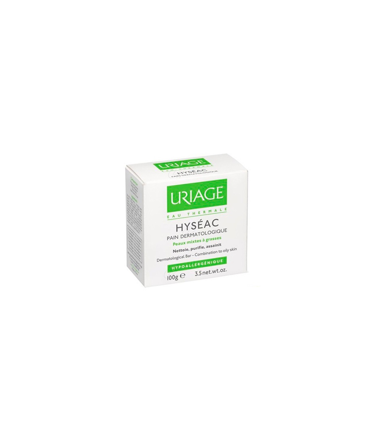 HYSEAC PAN DERMATOLOGICO 100 G