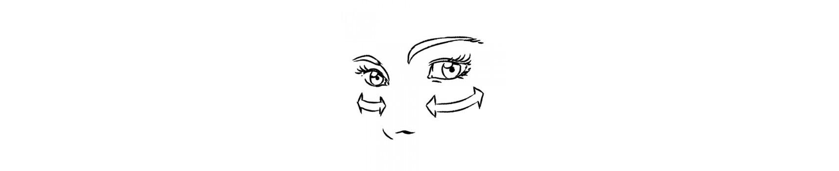 Ojos y pestañas